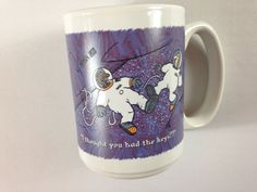 Space Mug 1995 I Thought You Had The Keys Funny 90s Cup Astronaut Goals Gift http://www.ebay.com/itm/-/292028825016?roken=cUgayN&soutkn=CPsZCP #vintage #tgif #stpatricksday #giftidea