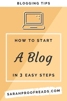 Learn how to start a blog and make money with these 3 easy steps for beginners! This step-by-step guide will help you know how to set up a blog in 2020 and beyond. Install WordPress and Bluehost! Even if it's just for fun as a teenager, these blogging tips and ideas will help you get on your way to writing irresistible blog posts! Ultimate checklist perfect for beginner bloggers. #bloggingtips How To Start A Blog, How To Make Money, How To Become, How To Get, Have Fun, Just For Fun, Online Blog, Step Guide, Social Media Tips