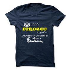 [New last name t shirt] DIROCCO  Free Ship  DIROCCO  Tshirt Guys Lady Hodie  SHARE and Get Discount Today Order now before we SELL OUT  Camping 0399 cool job shirt