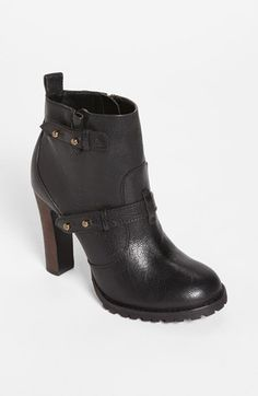 Tory Burch 'Landers' Bootie available at #Nordstrom.. I love these, $450.00 ouch..
