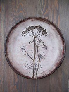 Посуда - коричневый, тарелка, керамика ручной работы, Керамика, керамическая посуда, пиала из глины