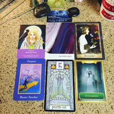 When the fates come knocking at your door, it's time to connect with your life purpose. Surrender and let go of the attachments of how things should be and accept them as they are. You are ready for the next cycle. You are strong. Just answer the call. Blessings. ~~