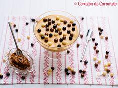 https://flic.kr/p/r9jn3P | Mousse de dulce de leche | Blog Corazón de caramelo www.corazondecaramelo.es