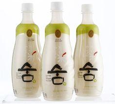 Makgeoli (rice liquor) brand called Soom