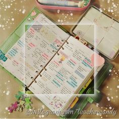 Planner Envy guest post by My Purpley Life