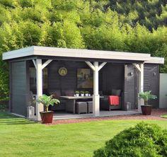 Summerhouse SP46B - example | customization