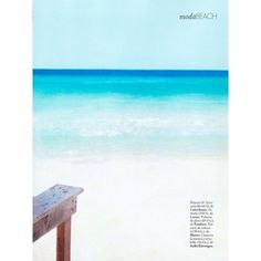 Tropical Mix ❤ liked on Polyvore featuring backgrounds, beach, photo, sea and blue