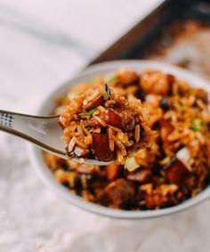 o Chinese Pork Belly Recipe, Pork Belly Recipes, Bar Restaurant Design, Restaurant Recipes, Asian Recipes, Ethnic Recipes, Chinese Recipes, Chinese Food, Hawaiian Recipes