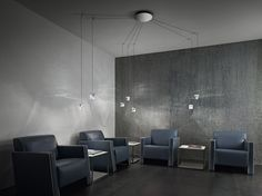 #Ceiling multispot #light TRIPLA FABBIAN, available at our studio