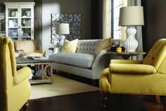 Clayton Marcus Finch #yellowroom #yellowdecor, Trendy, Fashion Forward,  Home Decor,