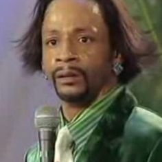 """Don't say that my hair ain't luxurious, when ya know it is!!"" LMBO.... FAV comedian katt williams"