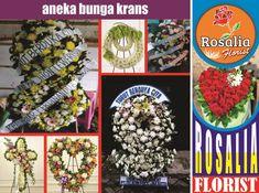ROSALIA FLORIST, TOKO BUNGA BEKASI