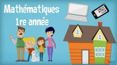 Capsules mathématiques on Vimeo 1st Grade Math, Math Class, Maths, Grade 1 English, Capsule Video, Math Sites, Real Life Math, French Online, Names