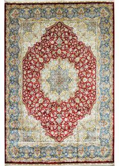 "Kerman 9'-2"" x 12'-4"" No.105449 Decor, Carpet, Kerman, Home Decor, Rugs, Rugs And Carpet, Bohemian Rug, Hand Knotted Rugs"
