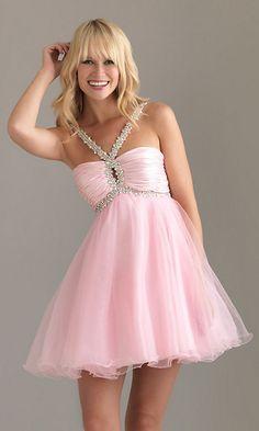 Night Moves Short Dress
