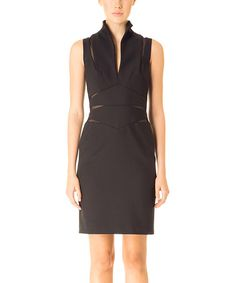 Noir Hunley Dress