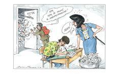 Σκίτσο του Ηλία Μακρή (02.05.17) | Σκίτσα | Η ΚΑΘΗΜΕΡΙΝΗ