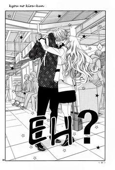 Manga Kyou no Kira-kun Capítulo 8 Página 41