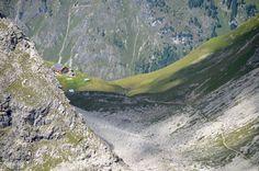 Lechtal - Hohes Licht Rappensee Hütte