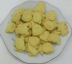 The Hedgehog Knows: 3-Ingredient Butter Cookies Using Airfryer