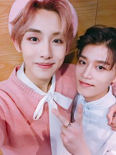 Winwin and Taeil