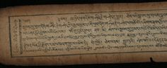 tibet scroll from 1750   by www.green-tara.de