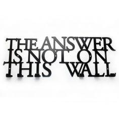 Wieszak do przedpokoju ANSWER