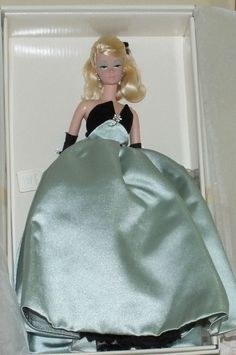 Lisette 2001 Barbie Doll Silkstone Fashion Model ~ NRFB #Mattel #DollswithClothingAccessories