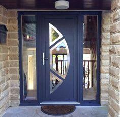 aluminium designer doors entrance - Google Search