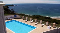Polurrian Hotel in Cornwall, Snapshot from a live Camsecure HD webcam. This HD webcam streams live stunning views through the Camsecure live streaming service.