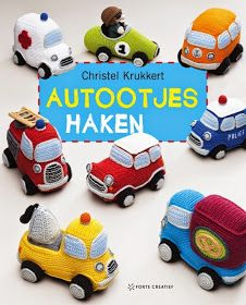 Annemarie's Haakblog: Cars