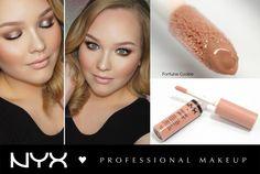 """Η τέλεια nude απόχρωση σε gloss που πηγαίνει με όλα τα μακιγιάζ και ταιριάζει σε όλους!  NYX Butter Gloss """"Fortune Cookie"""" (BLG13)."""