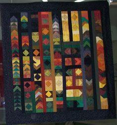 Lanzellotti Arte Têxtil: Korak I