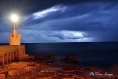 Faro - vista notturna
