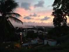Dawn at Alto da Sé. Olinda Historical Site. Pernambuco. Brazil. Photo by Sergio Dourado.
