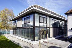 Glass Facades, Animal Protection, Safety Glass, Zurich, Habitats, Bird, Architecture, Building, Outdoor Decor