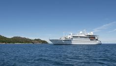 The Luxury Cruise Yacht Crystal Esprit Christened In The Seychelles
