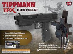 Tippmann Tipx pistol kit
