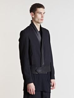 Damir Doma Men's Julo Linen Jacket