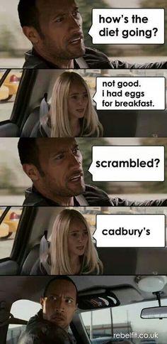 Easter joke.
