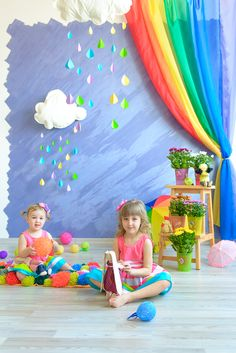 Patrick's Day Rainbow Decoration Ideas To Bring in the Colorful Vibes in your home - New Deko Sites