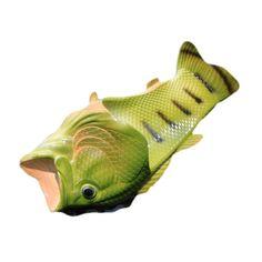 c087f50e9622 Fashion Non-slip Beach Fish Slippers