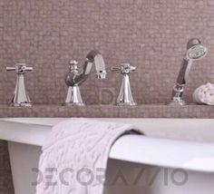 #bathroom #bath #shower #showerroom #tub #sink #washbawl #tap #fauset #interior #design #designidea #home Смеситель для ванной Herbeau Monarque, 3633.56
