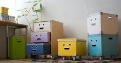 IREMONYA boxes