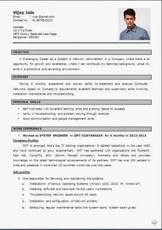 Biodata For Job Free Download Sample Template Example Of