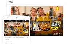 The End Screens feature allows creators to add thumbnail overlays to the ends of their videos to encourage viewers to take specific actions. Youtube Spanish, Android Watch, Jamie Oliver, You Videos, You Youtube, Lead Generation, New Technology, Tech News, Paella