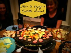 Raclette ~ An Old Swiss Dinner (Naturally Gluten-Free)