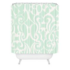 Khristian A Howell Eloise Shower Curtain   DENY Designs Home Accessories