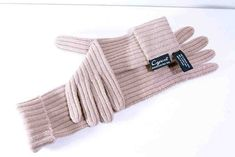 Vintage Wool Gloves by BreadnButterAntiques on Etsy