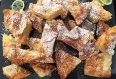 Συνταγές με Γάλα ζαχαρούχο   Argiro.gr Greek Sweets, Greek Desserts, Sweet Recipes, Real Food Recipes, Cooking Recipes, Low Calorie Cake, Puff Pastry Desserts, Cheesecake Brownies, Sweet Pastries